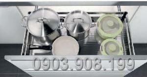 Kệ xoong bản bắt mặt hộc inox 304 (303201, 303202, 303203, 303204) - Higold 5