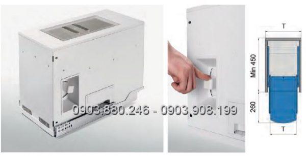 Thùng gạo âm tủ (307036-1, 307036-2) - Higold 2