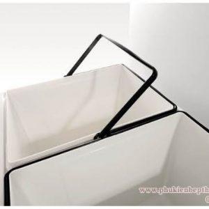 Thùng rác 2 ngăn âm tủ bếp (307013) - Higold 7