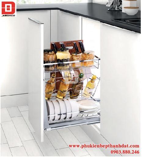Phụ kiện tủ bếp Higold 25