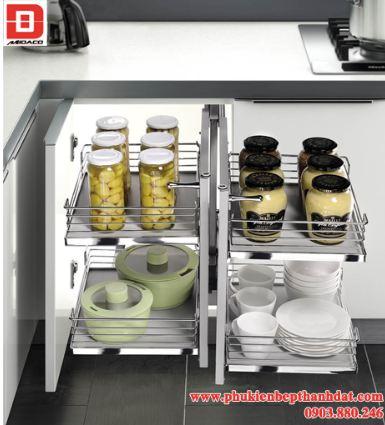 Phụ kiện tủ bếp Higold 13