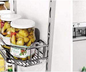 Kệ kéo tủ đồ khô 450-500mm - Higold 2