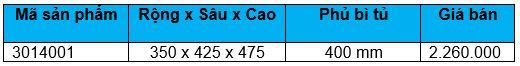 Kệ gia vị dụng cụ inox bản (3014001) - Wellmax 1