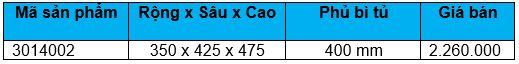 Kệ gia vị dụng cụ inox bản (3014002) - Wellmax 1
