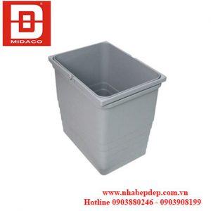502.90.501 thùng rác thay thế 8 lít hafele