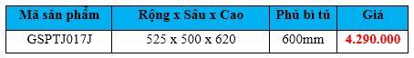 Kệ-6-rổ-inox-hộp-wellmax-gsptj017j