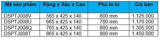 Rổ đựng bát, dĩa bắt mặt hộc (DSPTJ008V, 8U, 8Q, 8T) - Wellmax 2