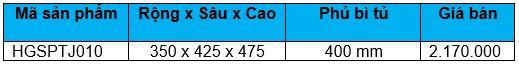 Kệ gia vị dụng cụ inox bản (HGSPTJ010) - Wellmax 1