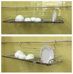 Kệ chén 1 tầng 5 móc thanh treo (201016, 201017, 201018, 201019) - Wellmax 1
