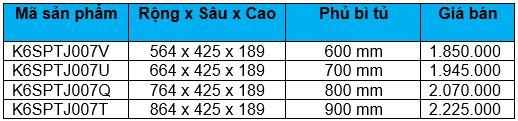 Rổ đựng bát, dĩa, ray giảm chấn (K6SPTJ007V, 7U, 7Q, 0T) - Wellmax 2