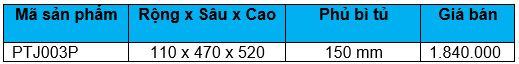 Kệ gia vị - mắc khăn bắt mặt hộc (PTJ003P) - Wellmax 1