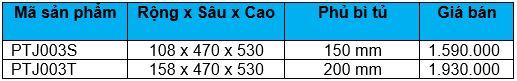 Kệ gia vị - mắc khăn bắt mặt hộc (PTJ003S, PTJ003T) - Wellmax 1