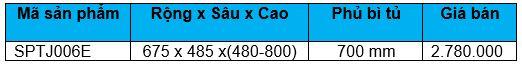 Mâm xoay 3/4 inox (SPTJ006E) - Wellmax 1