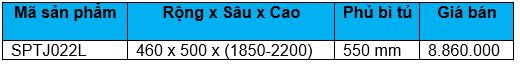 Kệ tủ đồ khô 18 rổ đựng thực phẩm (SPTJ022L) - Wellmax 1