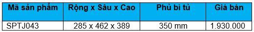 Kệ xà phòng (SPTJ043) - Wellmax 1