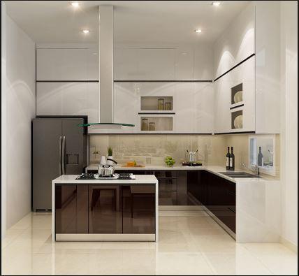 4 tiêu chí chọn mua tủ bếp đẹp cho bếp gia đình
