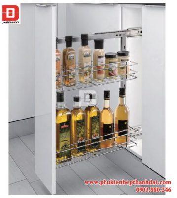 Lựa chọn Phụ kiện tủ bếp Wellmax trợ thủ đắc lực trong nhà bếp của bạn 3