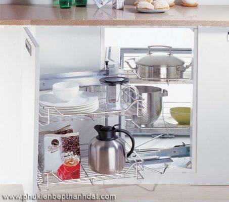 Lựa chọn Phụ kiện tủ bếp Wellmax trợ thủ đắc lực trong nhà bếp của bạn 4
