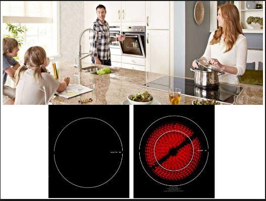 Bếp từ và bếp hồng ngoại có gì khác nhau?