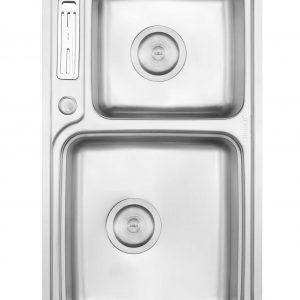 Chậu rửa inox 304 (920037) - Higold 6