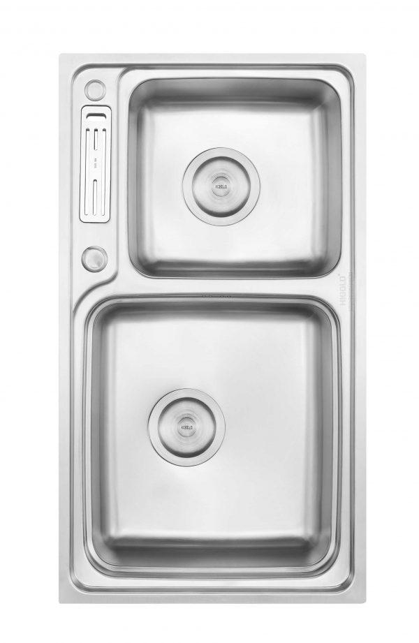 Chậu rửa inox 304 (920037) - Higold 3