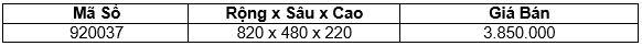 Chậu rửa inox 304 (920037) - Higold 8