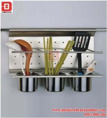 Kệ ống đũa và thanh treo