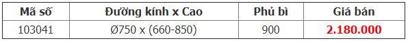 Mâm xoay 4/4 Crom – Iron (103041)