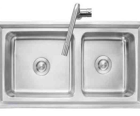 Chậu rửa loại nào tốt - Cách chọn chậu rửa chén bát phù hợp 4