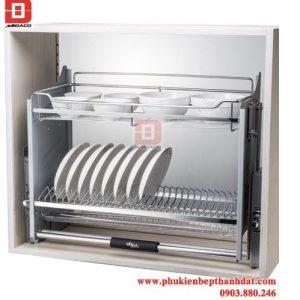 Kệ chén inox âm tủ bếp giá rẻ
