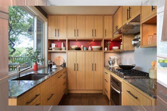 Cách bày trí, sắp xếp một không gian bếp đẹp