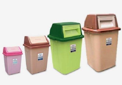 Thùng rác nhựa gia đình, văn phòng