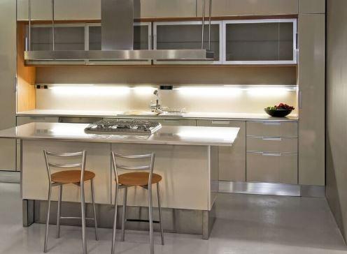 Mẫu tủ bếp inox 304 chính hãng giá rẻ