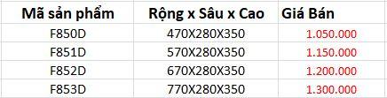 Kệ chén 2 tầng inox để bàn Higold (F850D , F851D , F852D , F853D) 2
